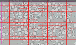Screenshot of a 2d engine base with quadtree and collision for simple games